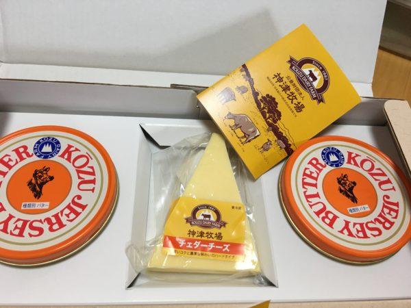ふるさと納税でコスパの高いバターとチーズを!群馬県下仁田